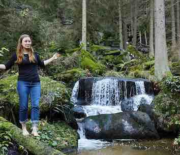 GruenKraft_Gerda Holzmann_Walderlebnis Wanderung